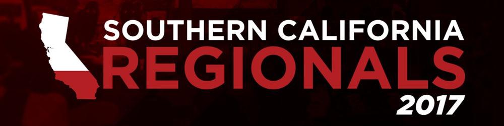 SoCal Regionals 2017 logo